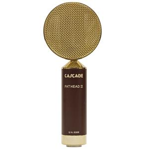 CASCADE MICROPHONES Fat Head II Lundahl