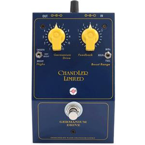 Chandler Limited Germanium Drive Pedal