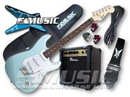 COMBO KITS ARMADOS COMBO Stratocaster Squier Bullet
