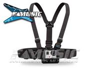 GOPRO® GCHM30-001 CHEST MOUNT HARNESS