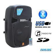 MOON WILD10AUP USB 10¨ Potenciado 150 watts