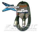 RACKER SM-MP-486/3 Tipo Neutrik Cannon/Cannon