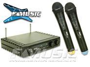 SKP UHF-261 2 Unidades de Mano