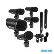 SKP DMS-7 Set de 7 Microfonos