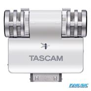 TASCAM IM2 White iPhone 4, iPod Touch o iPad.