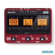 ZOOM B3 Bass Effect & Ampsimulator