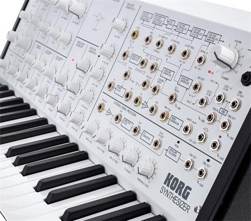 KORG MS-20 Mini White