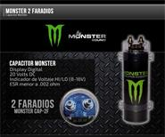 MONSTER CAP-2F