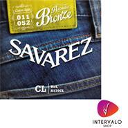 SAVAREZ A130CL ACOUSTIC BRONZE custom light 011-052
