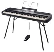 KORG 100013814000 - SP-280 Piano Digital 88 notas BK Bl