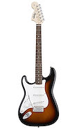 SQUIER Affinity Stratocaster, RWN (BSB)