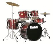 PEACE DP-109 COLOR WR WINE RED