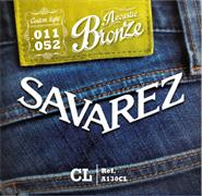 SAVAREZ A130CL ACOUSTIC BRONZE custom light 011-052