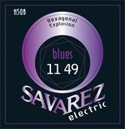 SAVAREZ H50B 011-049 HEXA BLUES
